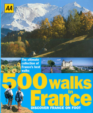 500 Walks in France