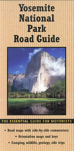 Yosemite National Park road guide
