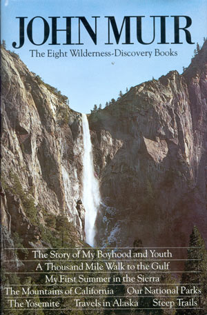The eight wilderness-Discovery Books