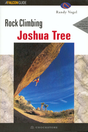 Joshua Tree. Rock climbing guide