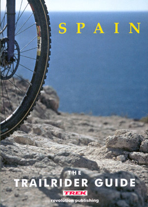 The trailrider guide. Spain