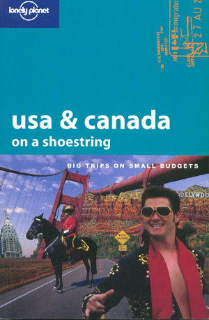USA & Canadá on a shoestring (Lonely Planet)