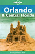 Orlando & Central Florida (Lonely Planet)