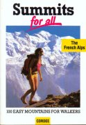 Summits for all the french Alps