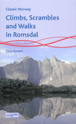 Climb, Scrambles and walks in Romsdal