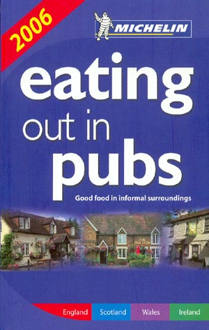 Eating out in Pubs 2006