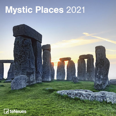 Calendario Mystic Places 2021