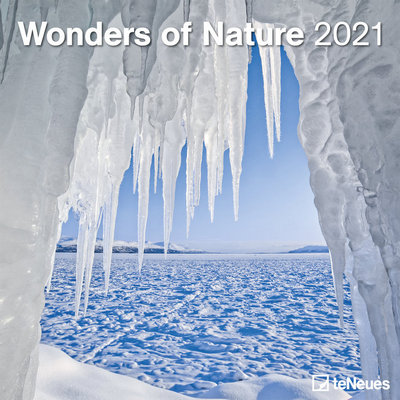 Calendario Wonders of Nature 2021