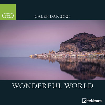 Calendario Wonderful World 2021