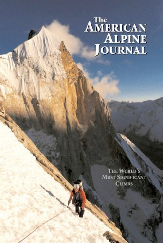 The American Alpine Journal 2010