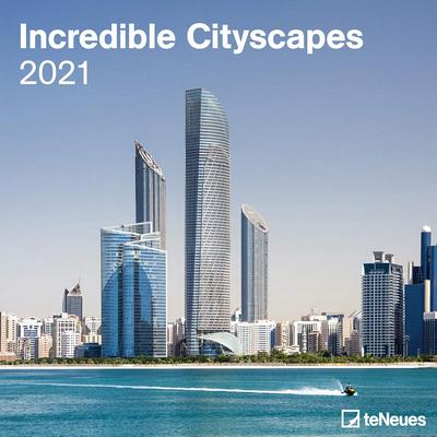 Calendario Incredible Cityscapes 2021