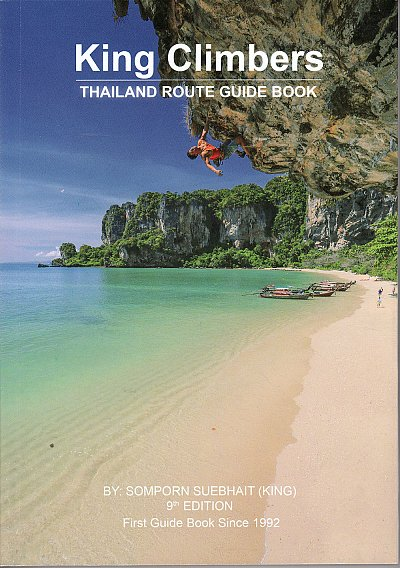Thailand route guide book