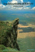 The mountains of Kenya