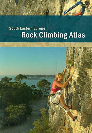 Rock climbing atlas. South Eastern Europe