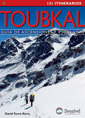 Toubkal Guía de ascensiones y escaladas