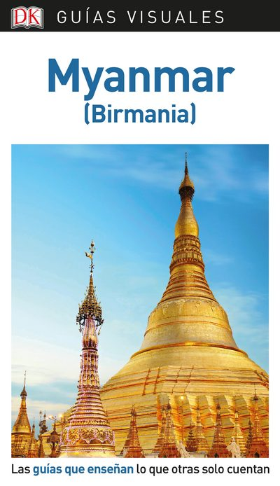 Myanmar (Birmania) (Guías Visuales)