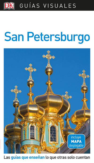 San Petersburgo (Guías Visuales)