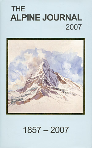 The Alpine Journal 2007