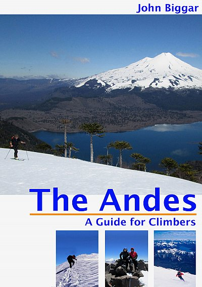 The Andes. A guide for climbers