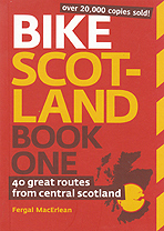 Bike Scotland. Book one