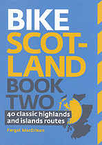Bike Scotland. Book two