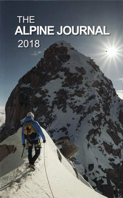 The alpine journal 2018