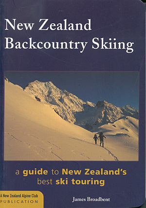 New Zealand backcountry skiing