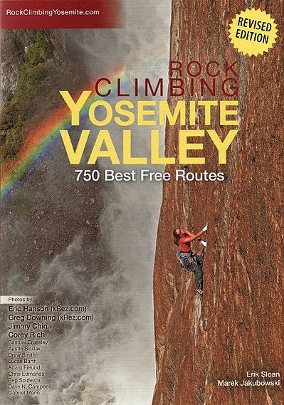 Rock Climbing Yosemite Valley