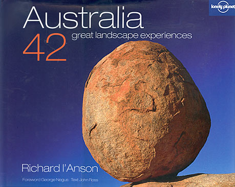 Australia. 42 great landscape experiences