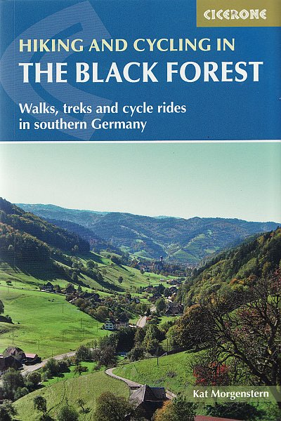 Hiking and cycling in the Black Forest