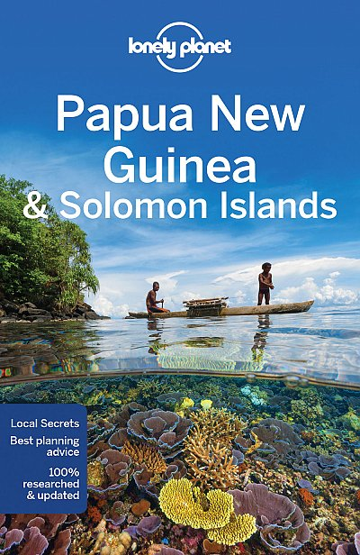 Papua New Guinea & Solomon Islands (Lonely Planet)