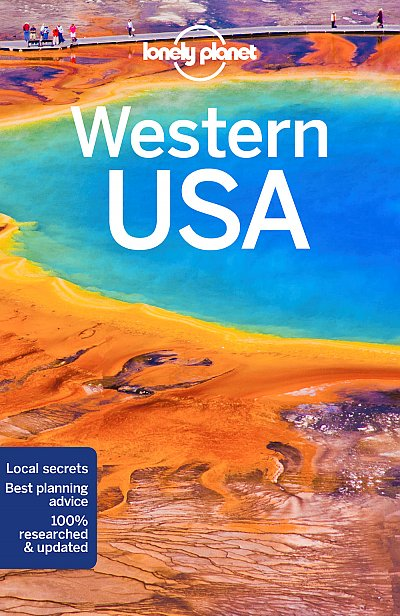 Western Usa (Lonely Planet)