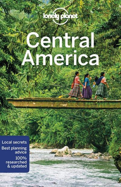 Central America (Lonely Planet)