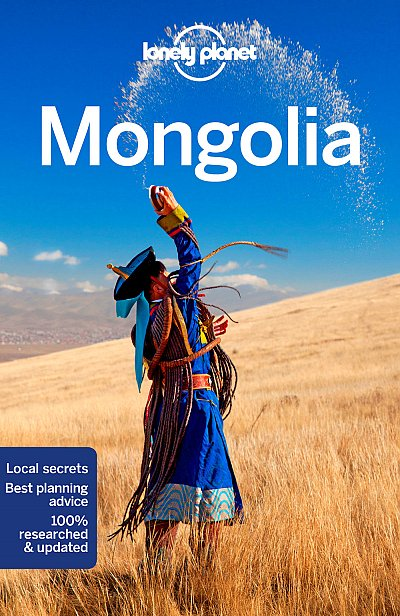 Mongolia (Lonely Planet)