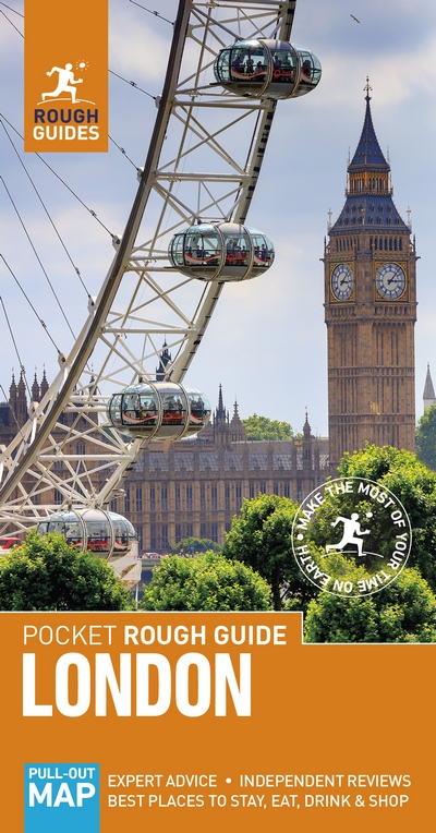 London (Rough Guide Pocket)