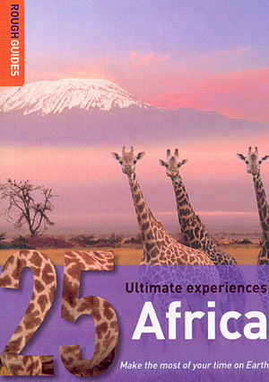 Africa (25 ultimate experiences)