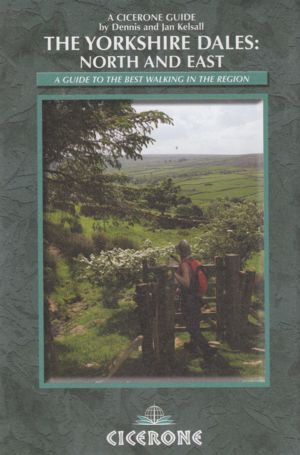 The Yorkshire Dales: north and east (Cicerone Guides)
