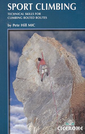 Sport climbing. Technical skills for climbing bolted routes