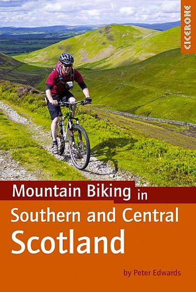 Mountain biking in Southern and Central Scotland