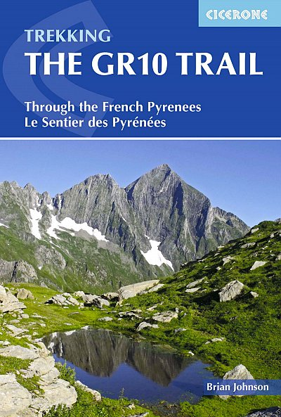 The GR10 trail. Through the french Pyrenees