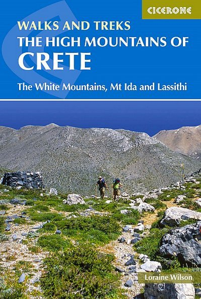 Walks and treks the high mountains of Crete