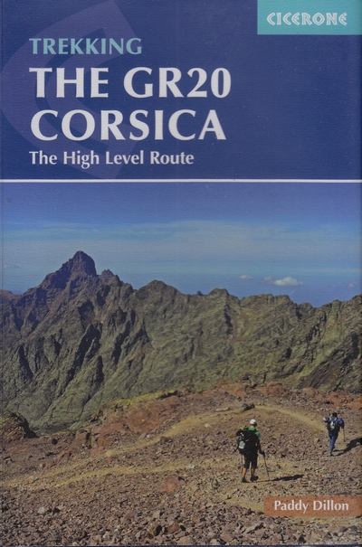 The GR 20 Corsica The High Level route