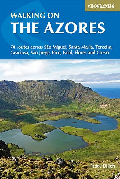 Walking on the Azores  70 routes