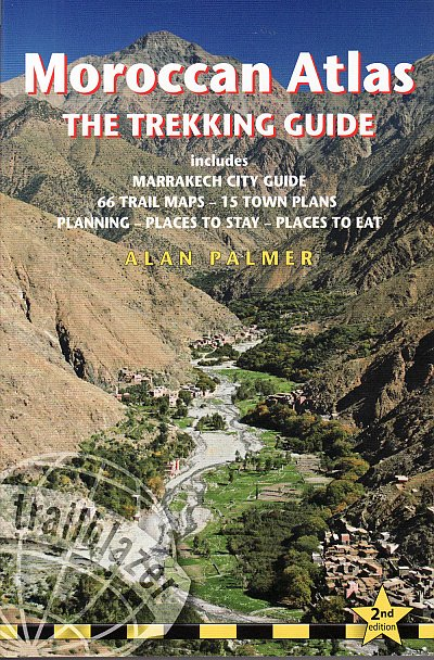 Moroccan Atlas. The trekking guide