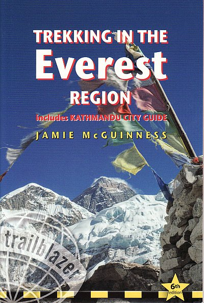 Trekking in the Everest region