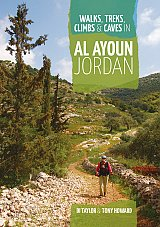 Walks, Ttreks, climbs & caves in Al Ayoun Jordan