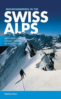 Mountaineering in the Swiss Alps
