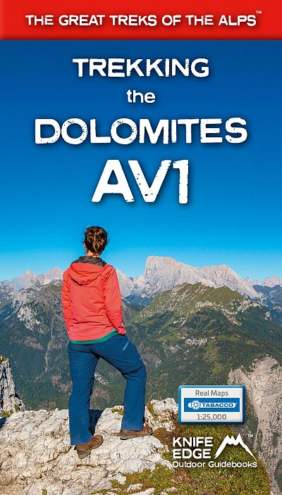 Trekking the Dolomites AV1