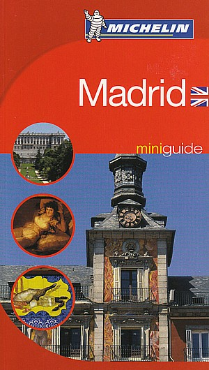Madrid Miniguide (Michelin)