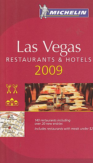 Las Vegas. Restaurants & hotels 2009.